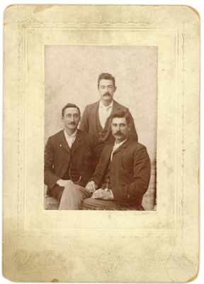 Moran brothers