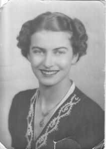 Aunt Neen (Margaret Noreen McGlade)