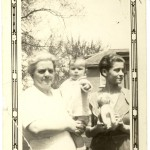 Random image: McGlade: Catherine McCarthy with daughter and granddaughter