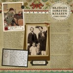 Random image: Scrapbook: Bridget Loretto Killeen