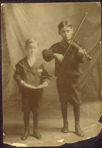 Orville Alexander Moran and Allan Jerome Moran