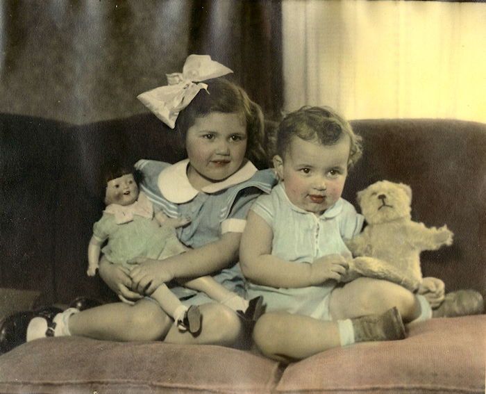 Rosemary Moran and John Moran