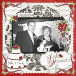 Random image: Scrapbook: Just Married