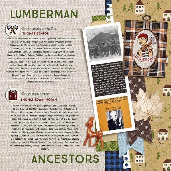 Lumberman Ancestors