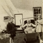 Random image: McGlade: Catherine Frances with Neighbourhood Children