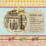 Random image: Scrapbook: McGlade Girls