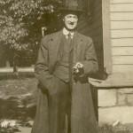 Alexander Michael Moran, Armstrong St., Ottawa