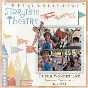 Storytime Theatre