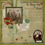 Random image: Scrapbook: To hear the wolves howl