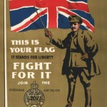 """This is your flag"": Canadian WWI Recruiting Posters"