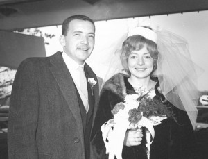 December 26, 1963: John Alexander Moran and Catherine Frances McGlade