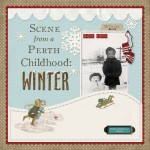 Scene from a Perth Childhood: Winter