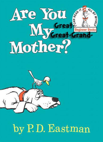 book cover areyoumymother